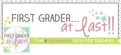 First Grader...at Last!