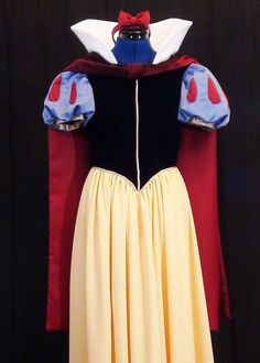Adult Snow White Costume Custom Made by NeverbugCreations on Etsy, $600.00