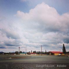 Tok in May. #Alaska