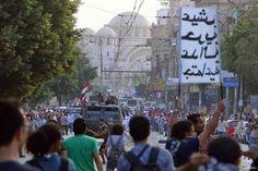 Egito: Protestos eclodem em 32 cidades contra os alto preços ameaça a volta dos confrontos em Tahir Square - Saulo Valley Notícias