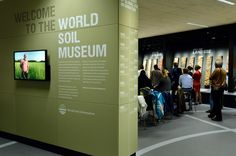 world soil museum ISRIC-world soil information / wageningen university and research centre