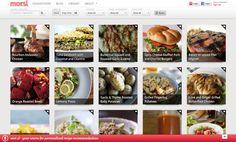 Mor.sl, una red social para los amantes de la cocina