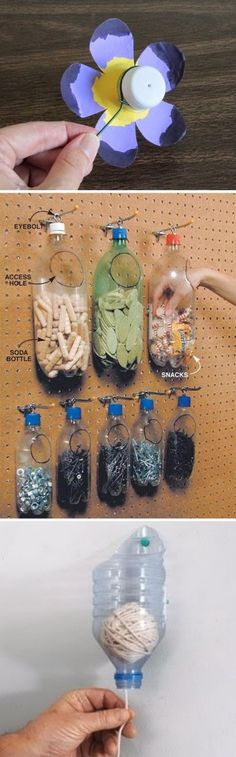 Creative Ways To Recycle Old Plastic Bottles