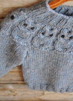 Hekta på strikk: Svartøyde ugler til nykommer