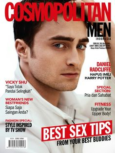Cosmopolitan Men Indonesia III/2013.