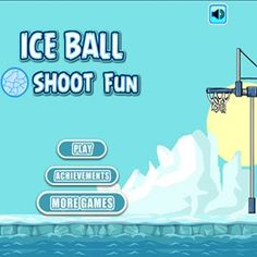 #Ice #Ball #Shoot #Fun is a #basketball #game. Throw the Ice ball in to the #basket to gain as many points as possible. Collect combo #points to gain even more points.