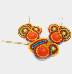 Neon ink | Jotemka Soutache