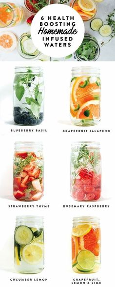 24 clean detox water recipes to boost your metabolism weight loss fat burning cleanses energy flat tummy and skin Healthy Detox, Healthy Eating Tips, Healthy Drinks, Healthy Snacks, Healthy Recipes, Healthy Water, Diet Recipes, Vegan Detox, Easy Detox