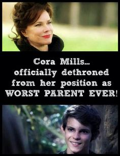 haha seriously what's with these parents in OUAT? Except for Emma of course :)