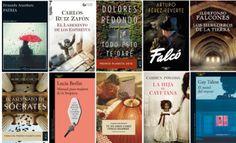 Libros más vendidos semana del 23 al 29 de enero 2017 en #ficción