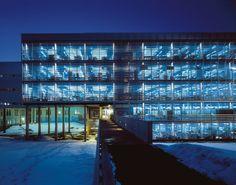Faculté d'Aménagement de l'Université de Montréal | Montréal, Québec | Saucier + Perrotte | 1997