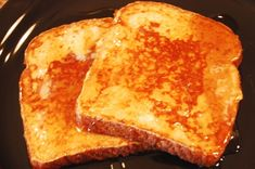 french toast (make with Ezekiel bread)
