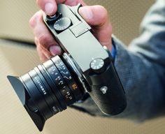 The Leica M10 is said to offer a return to the proportions and ergonomics of analog M cameras