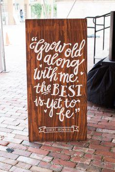 smpweddings: How adorable is this wedding sign! Loft Wedding, Diy Wedding, Dream Wedding, Wedding Day, Wedding Jobs, 2017 Wedding, Wedding Flowers, Chalkboard Wedding, Bodas