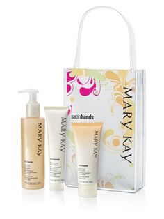Vanilla Sugar Satin Hands® Pampering Set