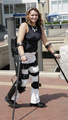 The new ReWalk Personal 6.0 System is designed for all day use at home and in the community. It is the most customizable exoskeleton and is configured specifically for you. This precise fit optimizes safety, function and joint alignment. ReWalk: More Than Walking ReWalk is the most researched exoskeleton and clinical studies* show that standing …