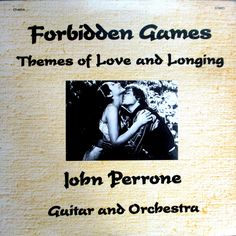 John Perrone - Forbidden Games: Themes Of Love And Longing: buy LP, Album at Discogs
