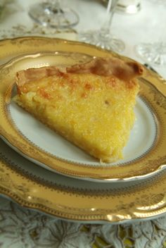 Lemon Rub Pie