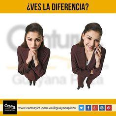 Así te verás antes y después de llamarnos (286)7177679. Asesoría #inmobiliaria profesional #AntesyDespuésC21 #Century21 #Guayana #Venezuela