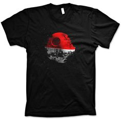 0eb7971e Star Wars Pokemon Mashup shirt funny pokeball death star tee