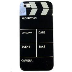 Funda iPhone 5 Diseño Cut Movie