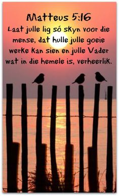 Goeie More, Bible Verses, Prayers, Afrikaans, Cards, Inspiration, Van, Study, Google Search