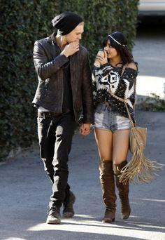 Austin Butler & Vanessa Hudgens - beau couple!