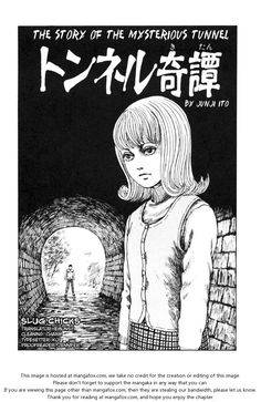 Itou Junji Kyoufu Manga Collection 2: The Story of the Mysterious Tunnel at MangaFox.me