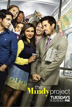 The Mindy Project Season 2 Poster