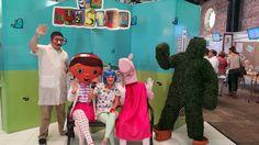 Dra Juguetes con Peppa Pig y el hombre árbol 8831-3232