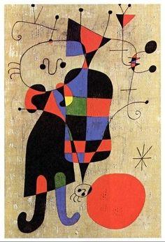 Risultati immagini per Joan Miró