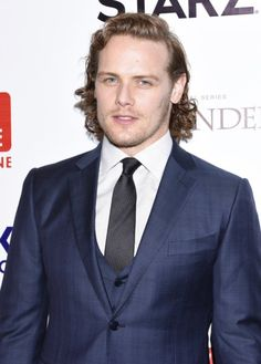 Outlander Cast at TV Guide Party