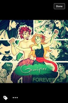 Grover and Juniper