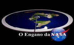 Terra Plana - 200 Provas de que a Terra NÃO é uma bola giratória, a humanidade…