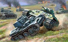 Greatest Tank Battle
