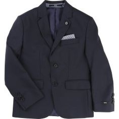 HUGO BOSS - Veste de costume bleue