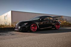 2015 Lexus RC F Rocket Bunny by SR Auto Group on PUR Wheels