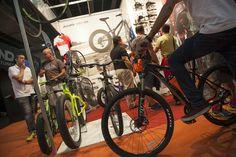 Unibike sigue potenciando el turismo de bicicleta en su certamen.  La tercera edición de la Feria internacional del sector español de la bicicleta se celebra del 22 al 25 de setiembre en el recinto ferial de Ifema en Madrid.