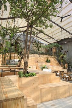 Great Cozy Ambience at Three Buns Jakarta by Myfunfoodiary-1