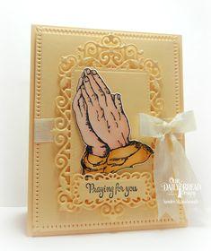 Simply Southern Sandee: Praying...
