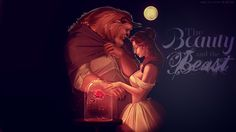 the_beauty_and_the_beast_wallpaper_by_odds_in_favour-d52d9e3.png (1366×768)