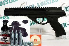 Pack Morph Pistol Umarex, calibre 4.5 mm #categorieB #revolver #packmorphpistol