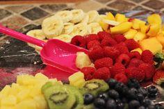 fruit tropical beach theme party