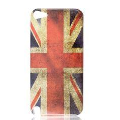 Union Jack iPod 5 case