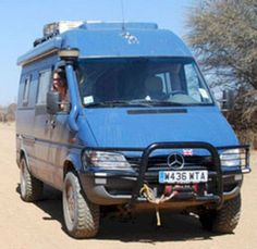 The Best 4x4 Mercedes Sprinter Hacks, Remodel and Conversion (24 Ideas)