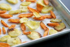 Smoked Paprika Carrot and Parsnip Chips by Susan Russo, npr