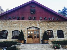 Day trip to the Beqaa Valley, Lebanon We rounded off our day trip y with a tour of Chateau Ksara, a winery established by Jesuit priests in 1857.  For those of you who don't know, Lebanon has a robust wine industry. https://www.backpacking-with-the-bonds.com/blog-1/2017/1/23/day-trip-to-the-beqaa-valley