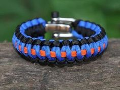 Custom Color Survival Bracelet™