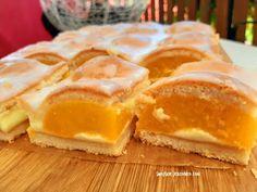 Najlepsze ciasto na niedzielę !!! z brzoskwiniami i budyniem - YouTube Food Cakes, Cake Recipes, French Toast, Pudding, Chocolate, Baking, Breakfast, Youtube, Montessori
