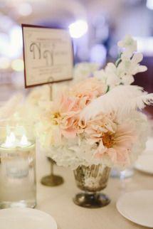 Traditional Santa Clara Wedding with a Twist | Photos - Style Me Pretty